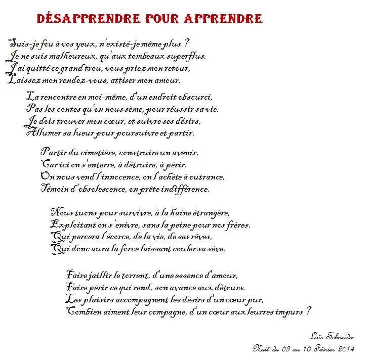 épinglé Par Loïc Citations Sur Mes Poèmes Conte Et Los
