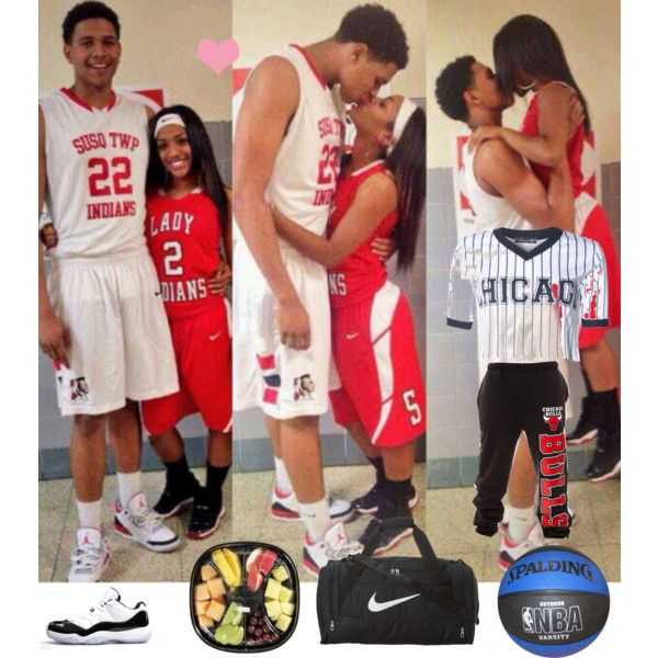 michelle reed relationship goals basketball
