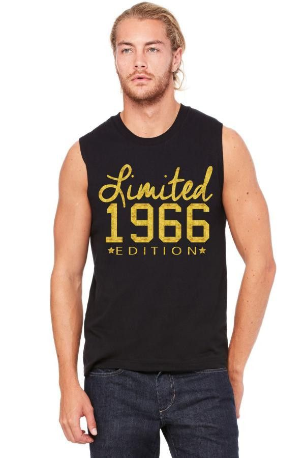 limited 1966 edition Muscle Tank