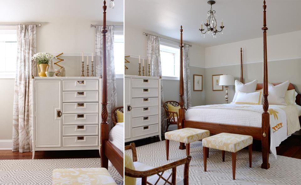 Guest Bedroom After Sarah Richardson Loweu0027s