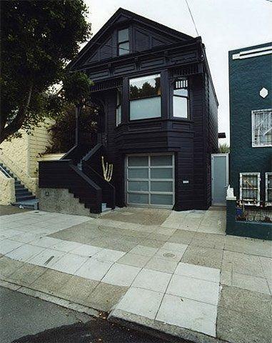 Victorian Black.