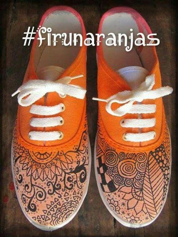#degrade #naranja