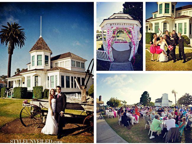 Newland House Huntington Beach Wedding Part - 17: Wedding At The Newland House And Barn In Huntington Beach