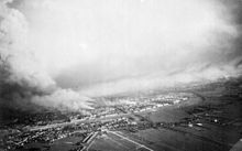 The battle ended soon after the devastating bombing of Rotterdam by the German Luftwaffe and the subsequent threat by the Germans to bomb other large Dutch cities if Dutch forces refused to surrender.