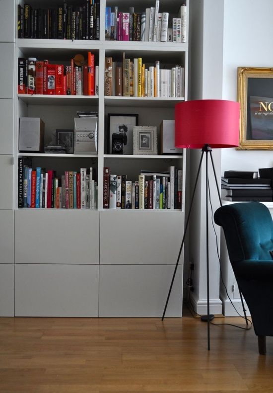 Assez ikea besta library - Google Search | bureau | Pinterest | Étagères  OH38