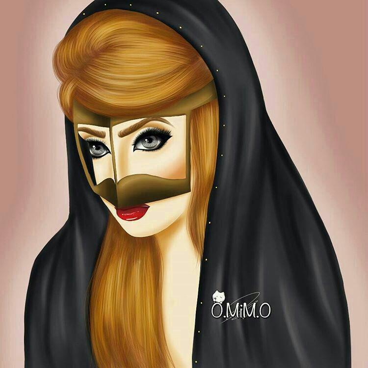 رسومات Islamic Cartoon Arab Bride Arab Girls
