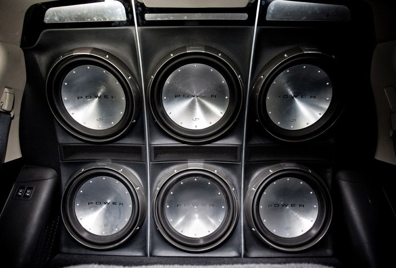 The rockford fosgate armada gets it done with 5700 watts of rockford the rockford fosgate armada gets it done with 5700 watts of rockford power featuring the new publicscrutiny Gallery