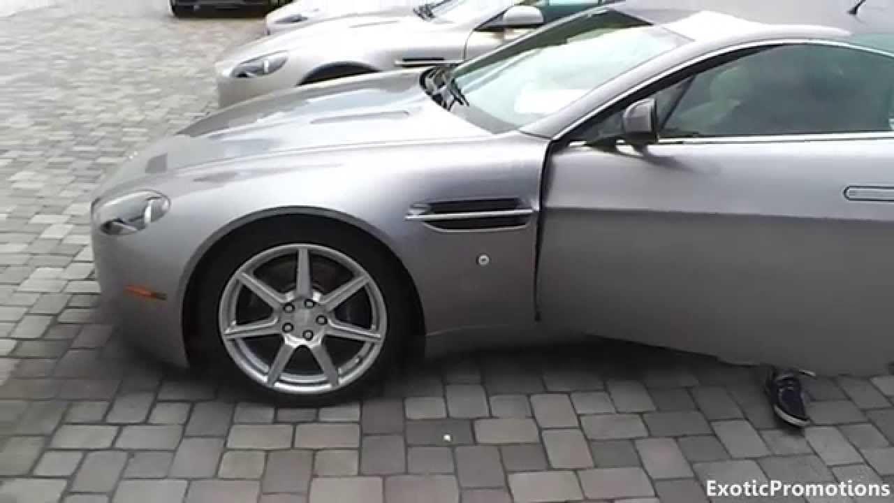 Aston Martin Beverly Hills Car Shopping K V Vantage Or M - Aston martin beverly hills
