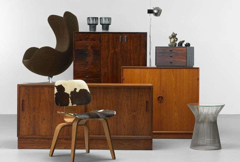 Genial July 12 Mass Modern Auction In Chicago By Wright20. Retro FurnitureModern  ...
