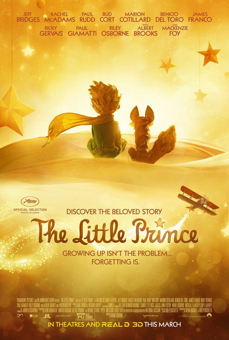 The Little Prince Le Petit Prince Film Le Petit Prince 2015 Le Petit Prince