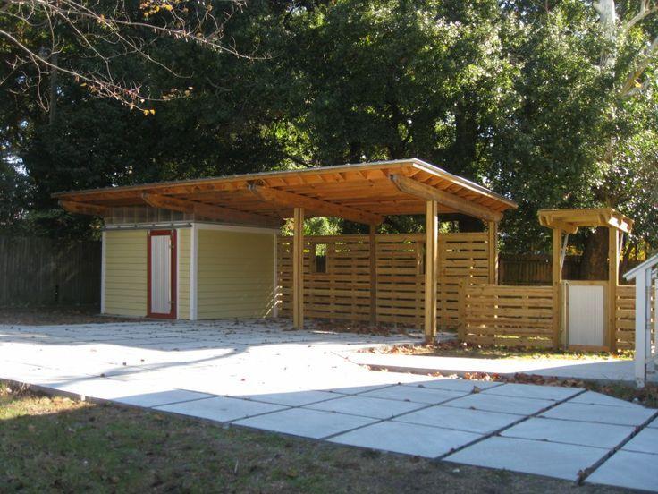 Image result for wooden carport Modern carport, Carport