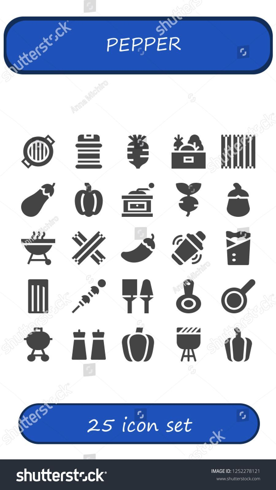 Vector icons pack of 25 filled pepper icons Simple modern icons about Grill Condiments Radish Vegetables Churros Eggplant Pepper Grinder Turnip Aubergine Barbecue Vector icons pack of 25 filled pepper icons Simple modern icons about  Grill Condiments Radish Vegetables Churros Eggplant Pepper nbsp  hellip   #Aubergine #Barbecue #CHURROS #Condiments #Eggplant #Filled #Grill #Grinder #how to make churros with filling #Icons
