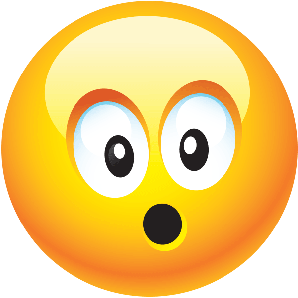Shocked | Smiley, Smileys and Emojis