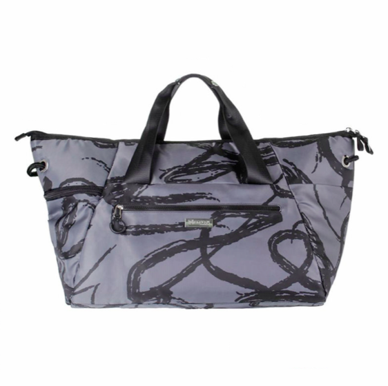 188e310b5a48 Accessorize like a pro with the Eleven Women's Oh and Oh Tennis Bag in  Print! Inspired by Venus Williams, this bag features a two-way zipper  closure, ...