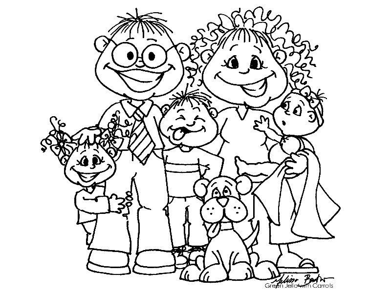 Rodina Deti Rodice Prarodice I Creative Cz Kreativni Online Magazin A Omalovanky K Vytisknuti Coloring Pages Character Fictional Characters