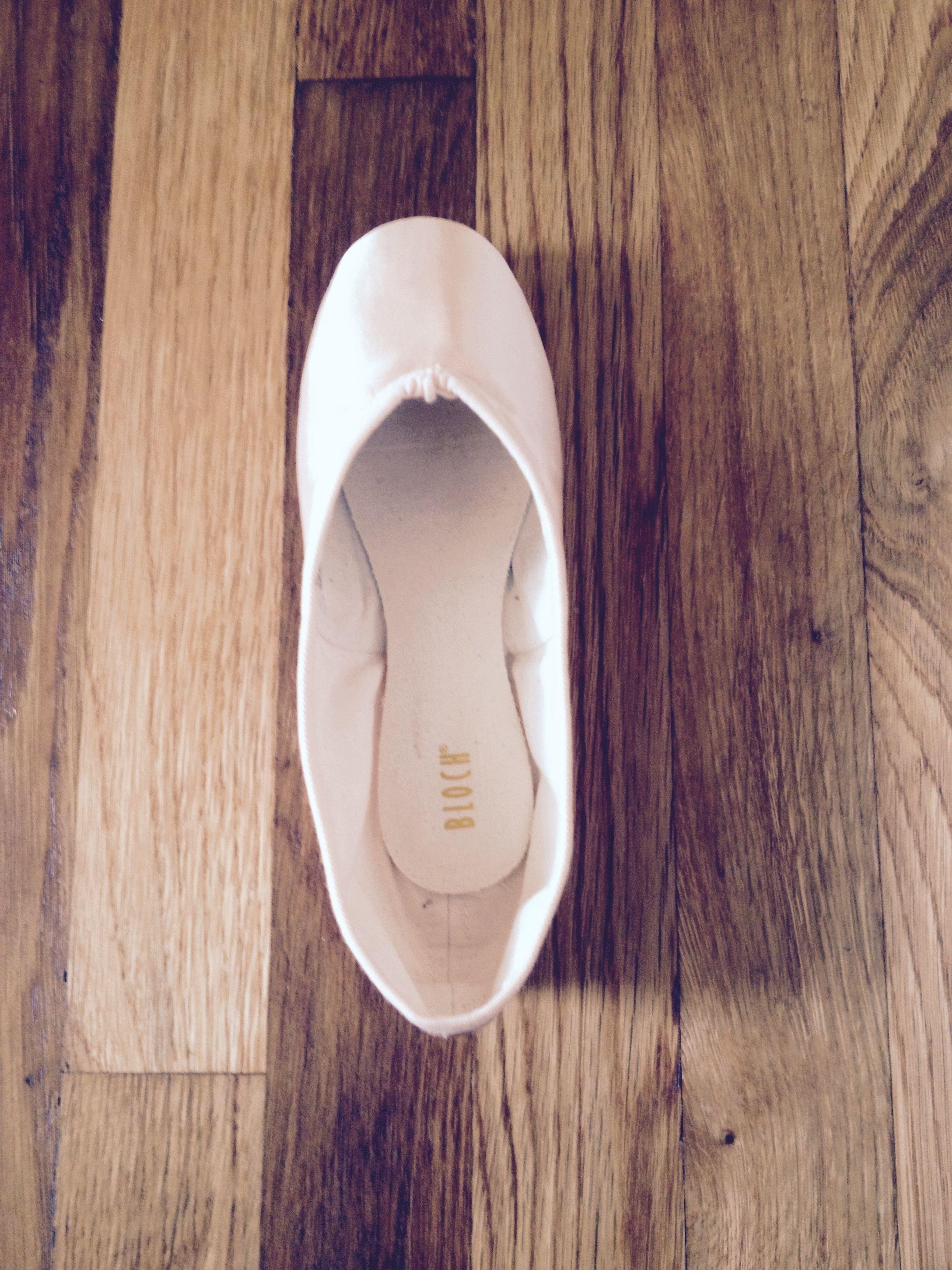 Bloch Demi Pointe shoes!