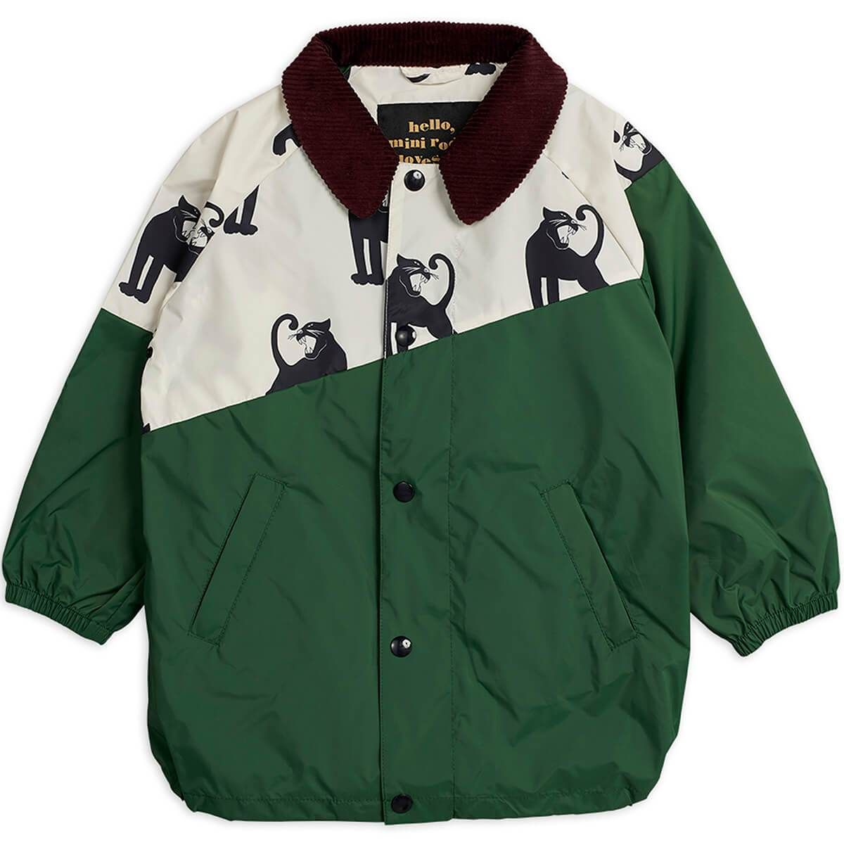 Children's Boys Spring Autumn Trench Coat Size 110 (Ready Stock)