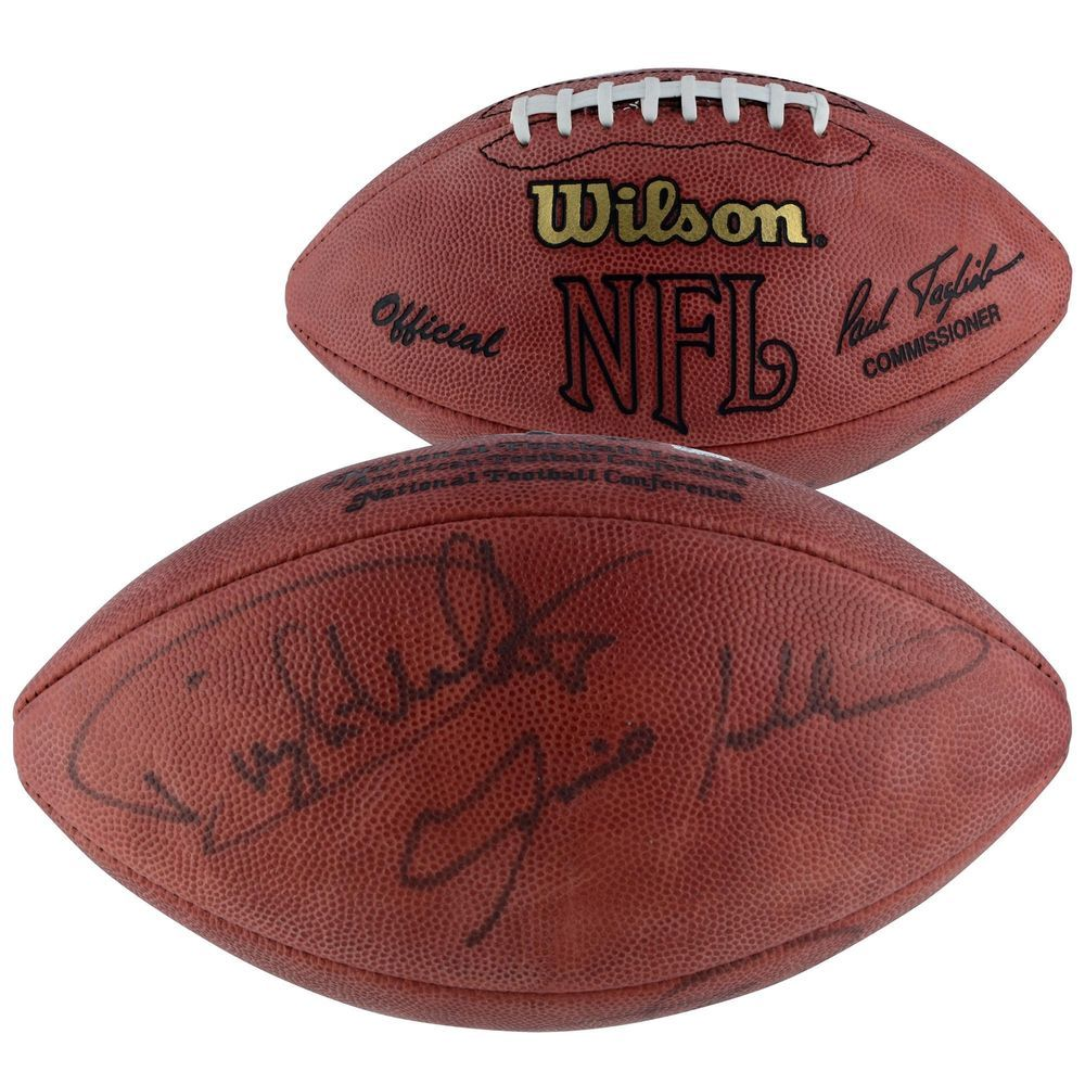 a1e11594f Steel Curtain Pittsburgh Steelers Signed Football with Multiple Signatures  - JSA. Find this Pin and more on Official Authentic Autographed ...