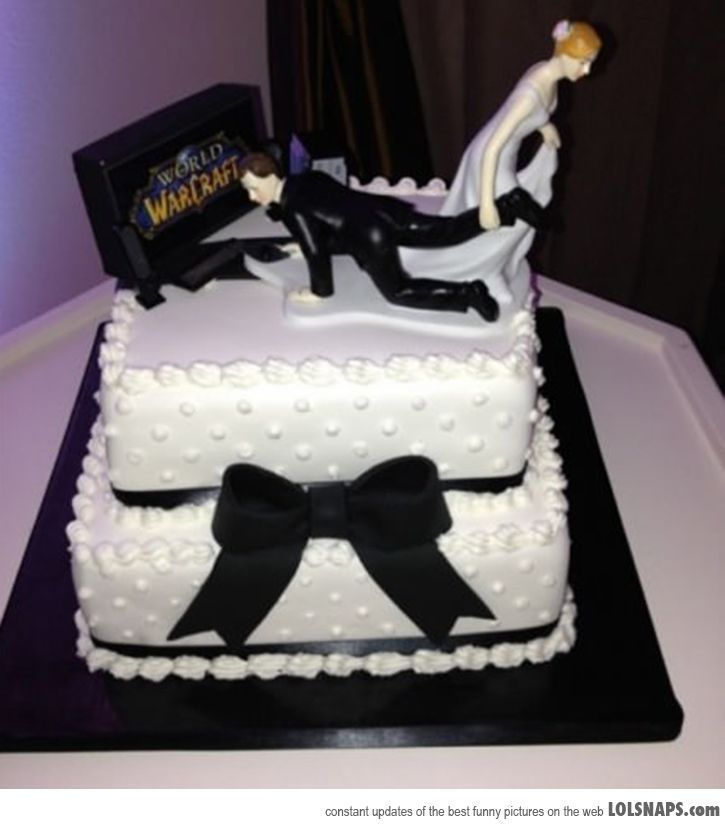 A gamers wedding cake gamer wedding cake gamer wedding