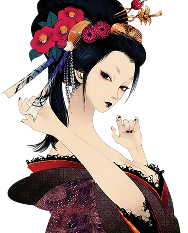 арты стиль азии сколько помню