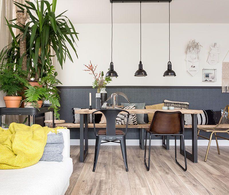 Woonkamer inspiratie, ideeën en design - KARWEI | Woonkamer / keuken ...