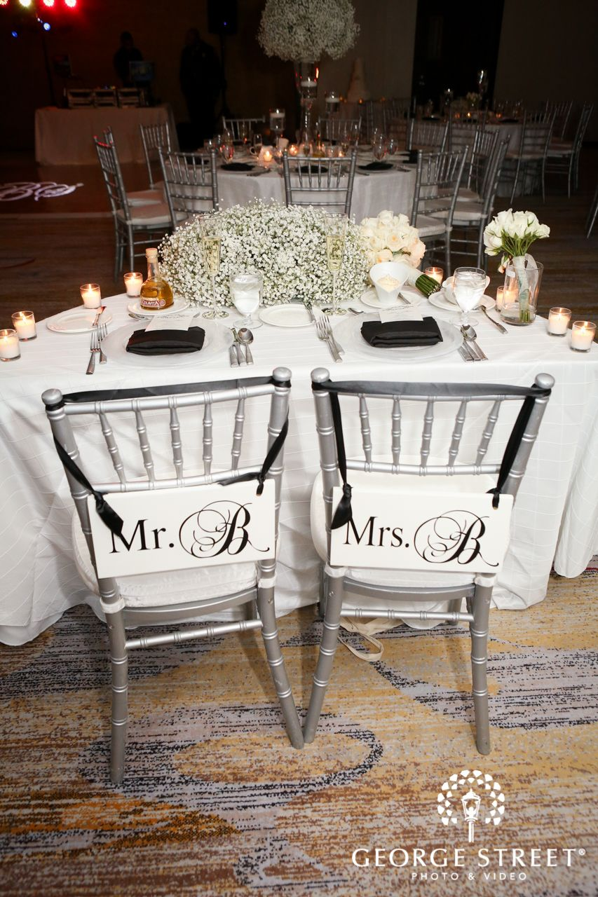 Boston Marriott Long Wharf Harbor View Ballroom With Our Beautiful Silver Chivari Chairs Included In Basic Wedding Packages