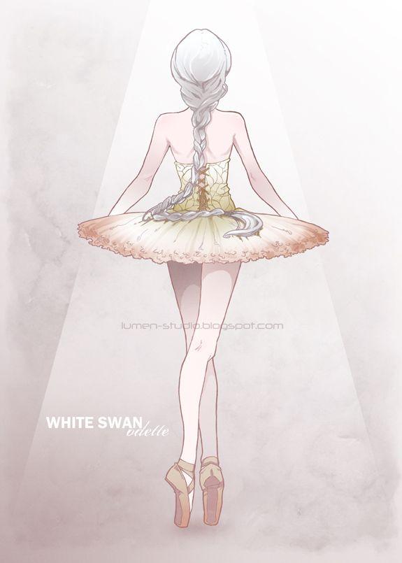 Odette by emiliemajarian.deviantart.com on @deviantART