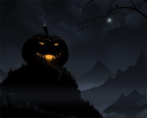 Scary Halloween Desktop Backgrounds | Halloween Desktop Wallpapers - Pumpkin Castle