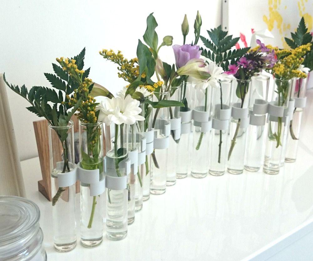 DIY Vase D\'Avril Tsé Tsé, DIY, Vase, Do it yourself, Glitterblog ...