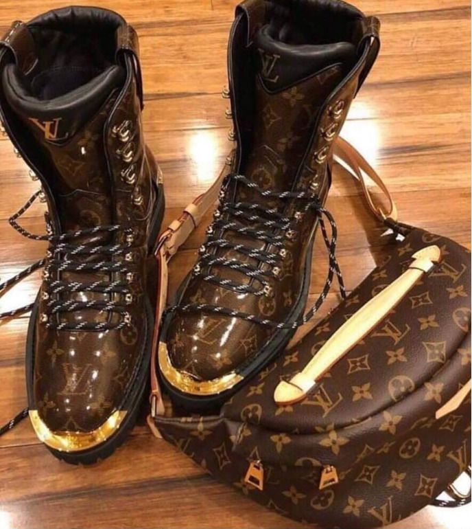 Louis VUITTON LV Outland Ankle Boot Message size  fashion  clothing  shoes   accessories  mensshoes  boots (ebay link) 50cc415db8c
