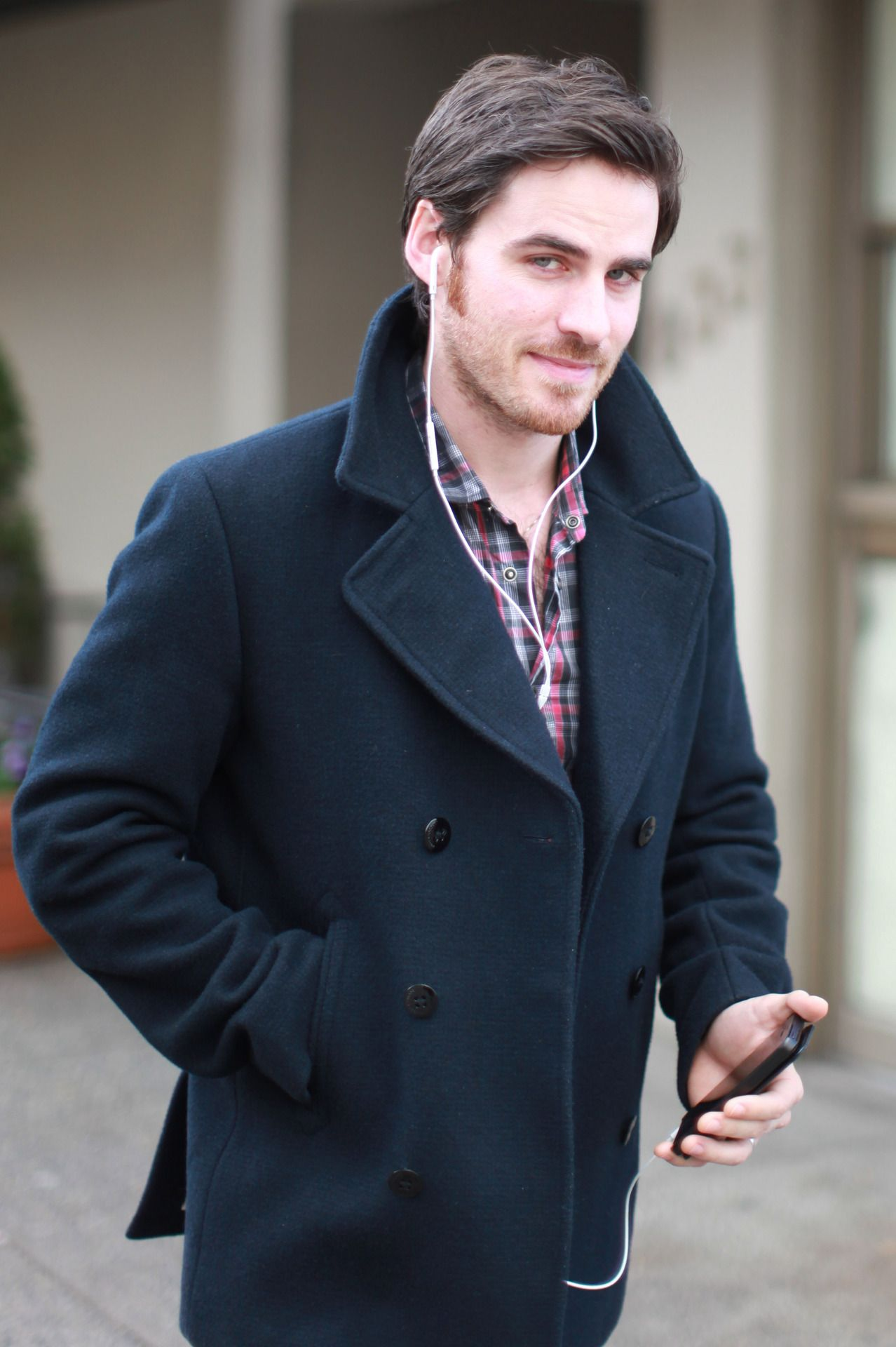 Colin O'Donoghue, you need to stop.