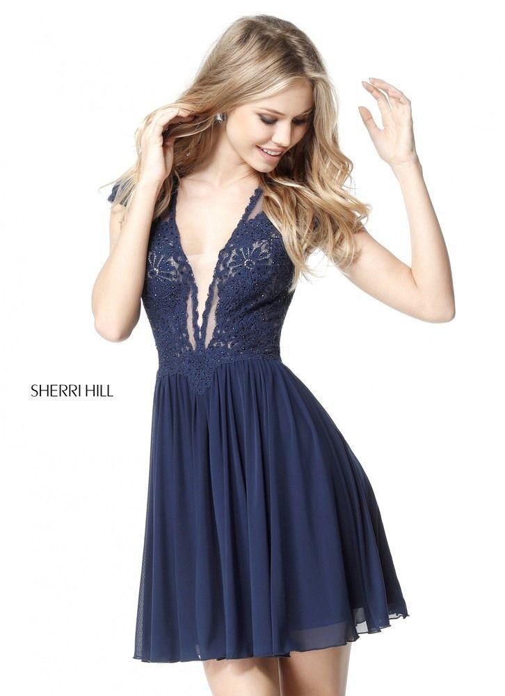 Prom Club Dress Styles Dresses Sherri Hill Allan Rachel