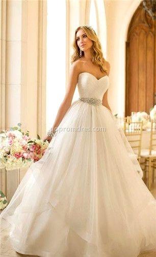 Glamorous Stella York Wedding Dresses 2014 Collection   Wedding ...