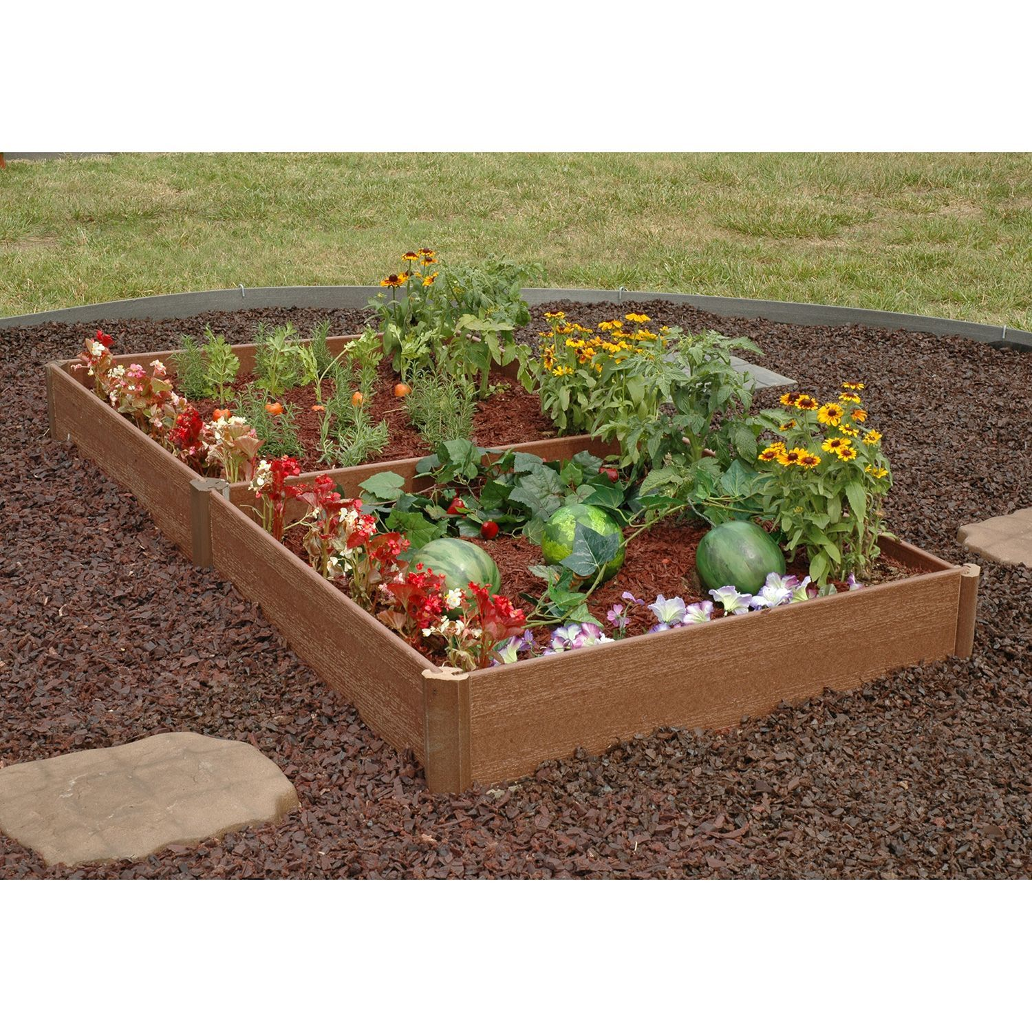 "Member's Mark 42"" X 84"" X 8"" Raised Bed Garden Kit, By"