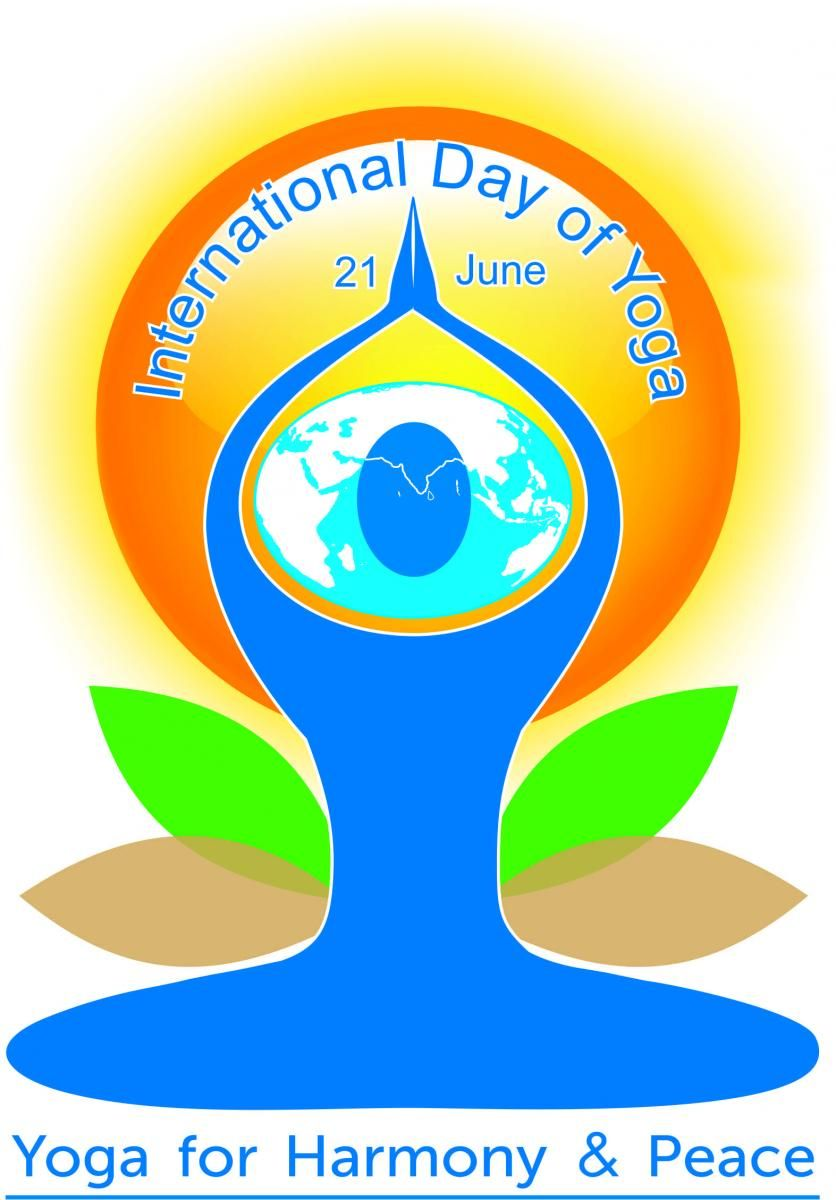 International Day Of Yoga 21st June Common Yoga Protocol And Simple Yoga Videos World Yoga Day Happy International Yoga Day Yoga Day