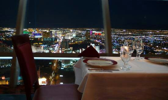So Beautiful Enjoying The View And The Food Stratosphere