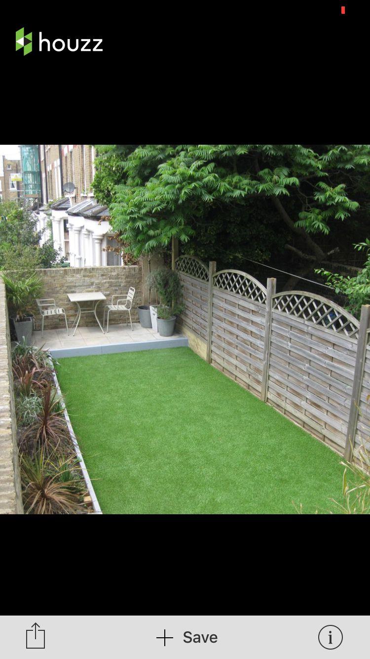 Artificial grass small garden | Artificial grass, Small ...
