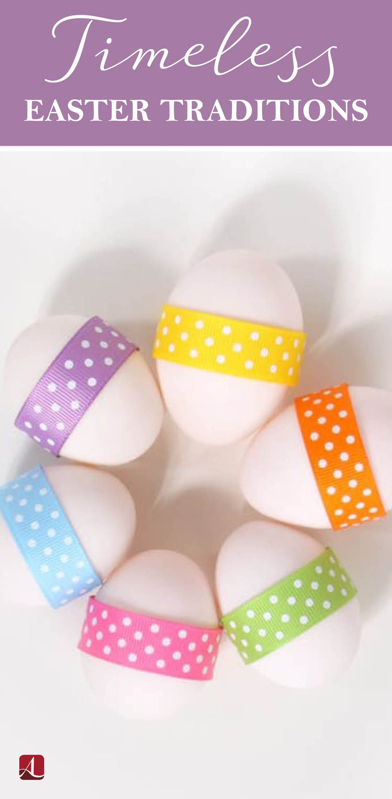 Easy Easter Traditions With Images Easter Traditions Easy