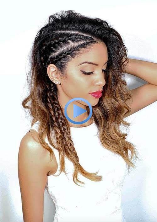 50 wunderschöne zöpfe frisuren für langes haar - neue