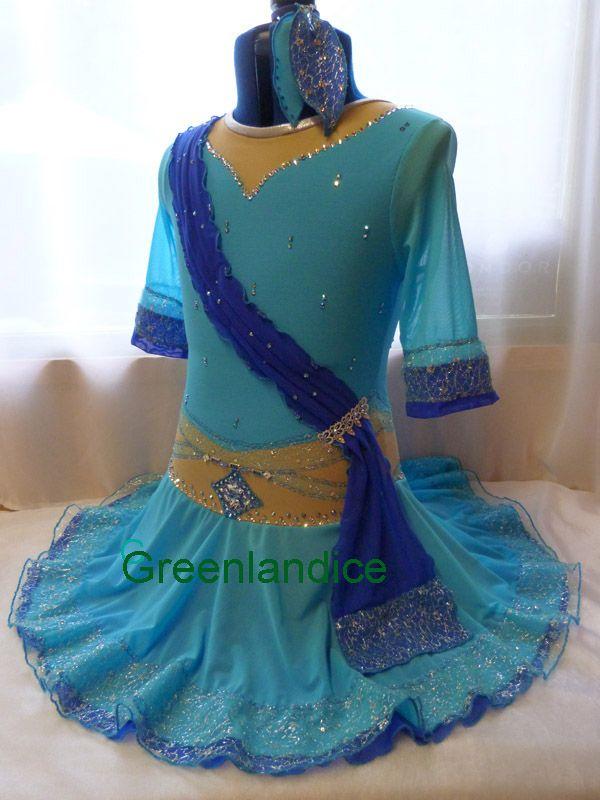 Yasmin design Bollywood dress made for Yu, Japan from www ...
