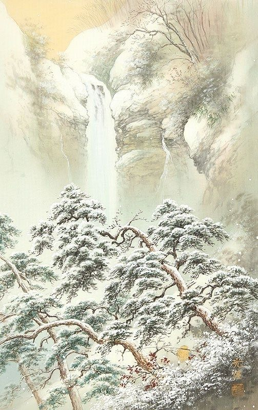 小岛光径 <四季の歌 ~ 冬>