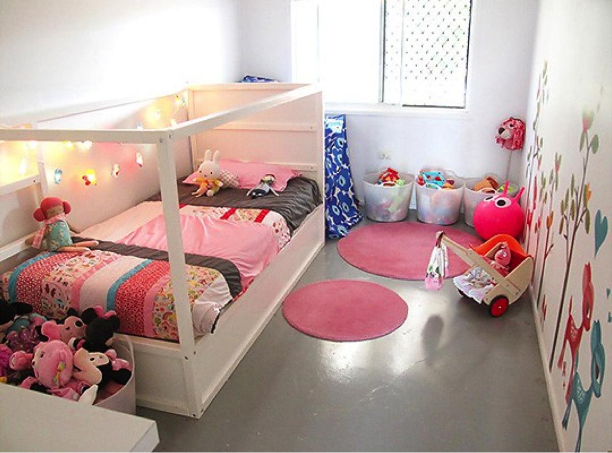 Idée Lit Alys Avec Lit Kura Ikea Pour Les Enfants Lit