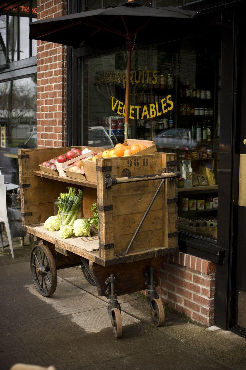 Woodsman Market via frolic blog