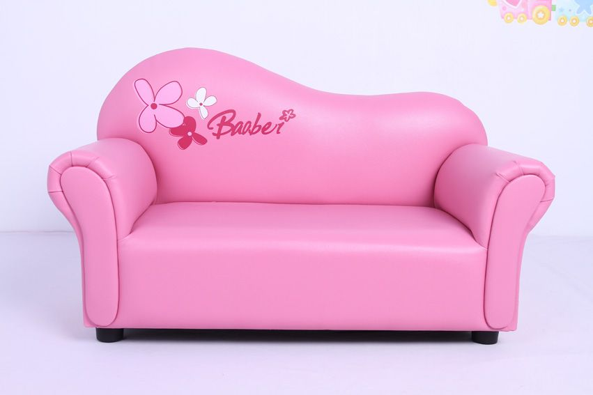 Tufted Sofa High End Sweet Cuved Back Children Sofa and Chair SXBB