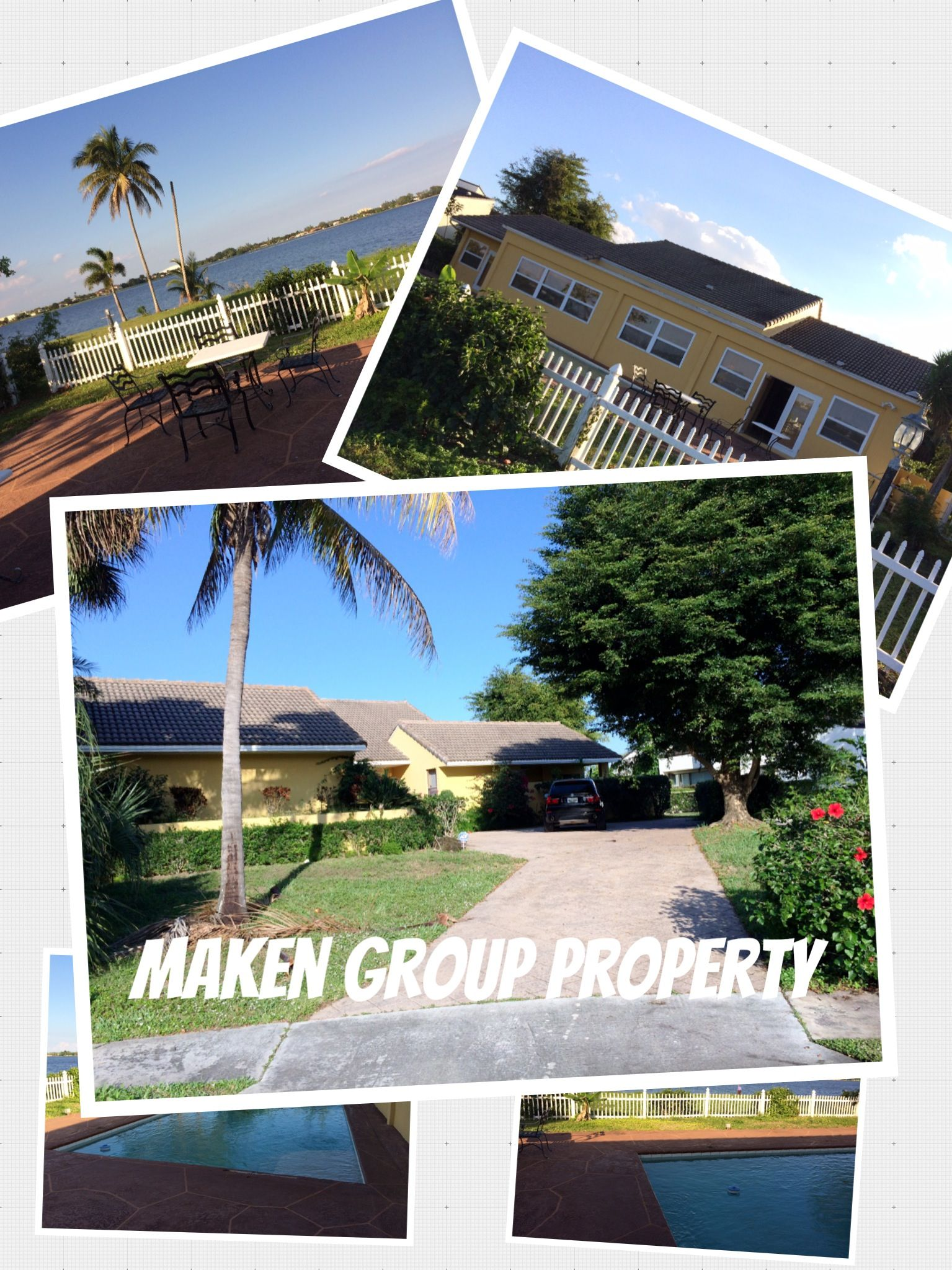 West Palm Beach Home for sale. Lakefront, luxury estate