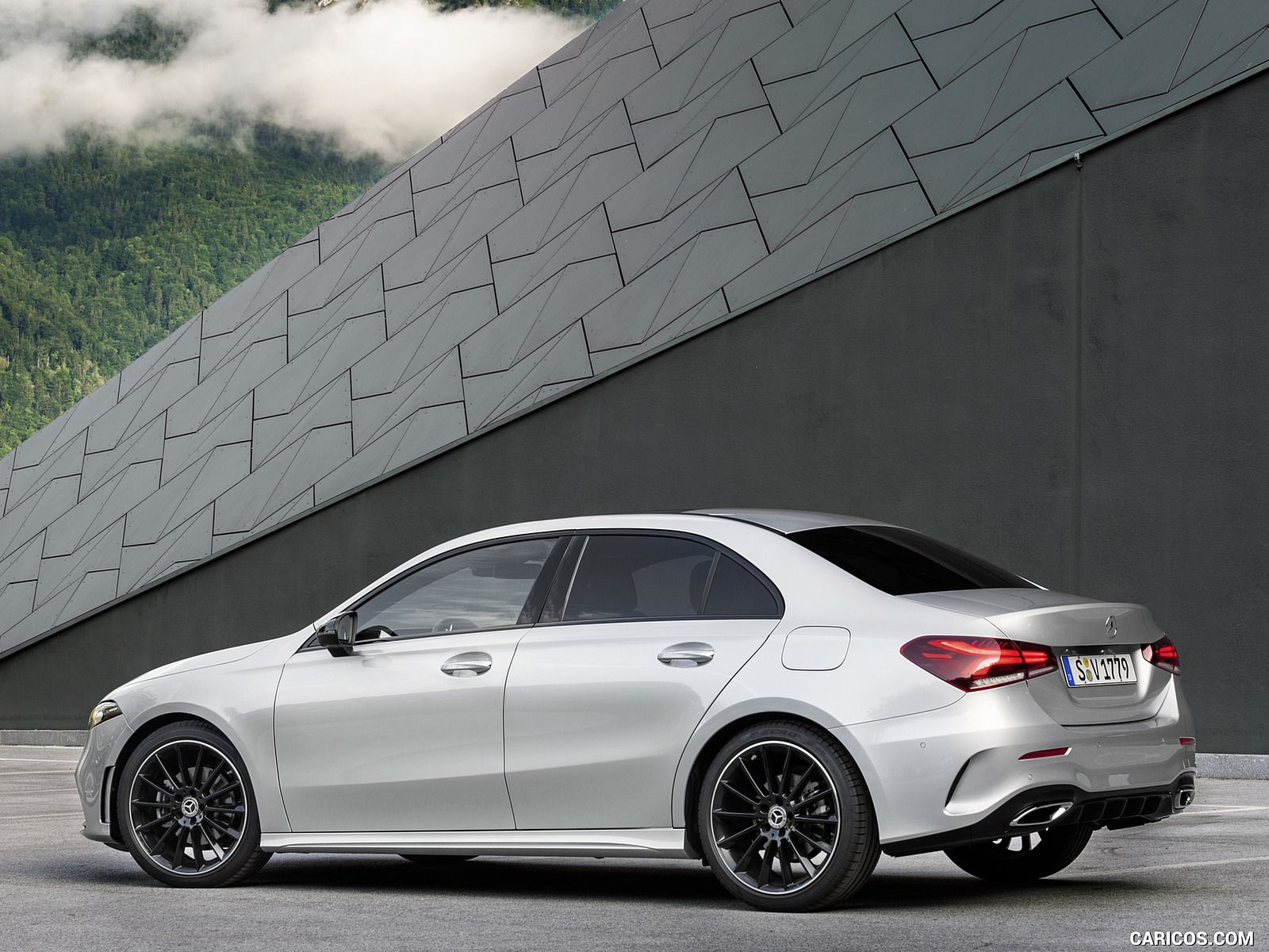 2019 Mercedes Benz A Class Sedan Wallpaper With Images Benz A