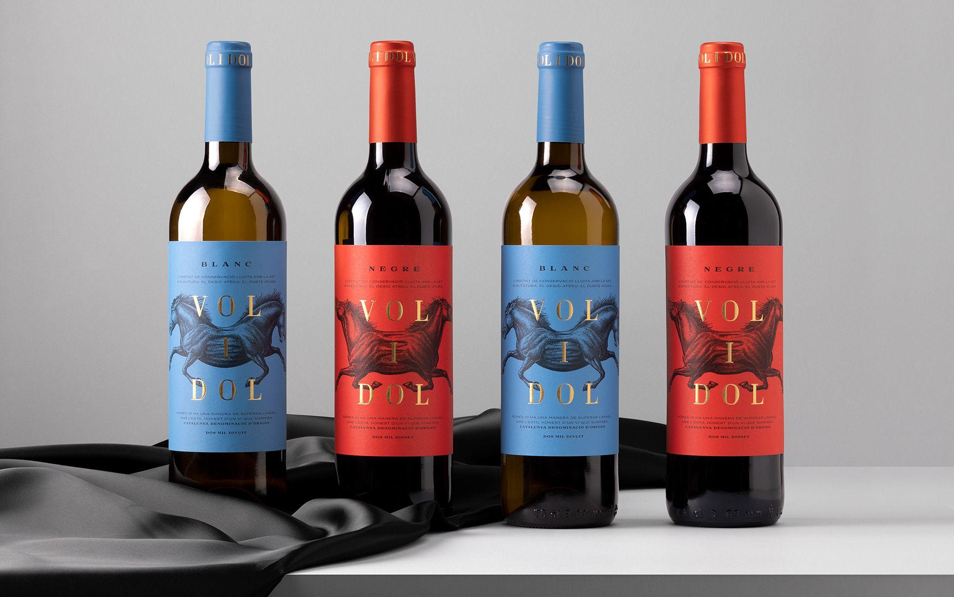 Vol I Dol On Behance Wine Packaging Design Inspiration Craft Beer Brands