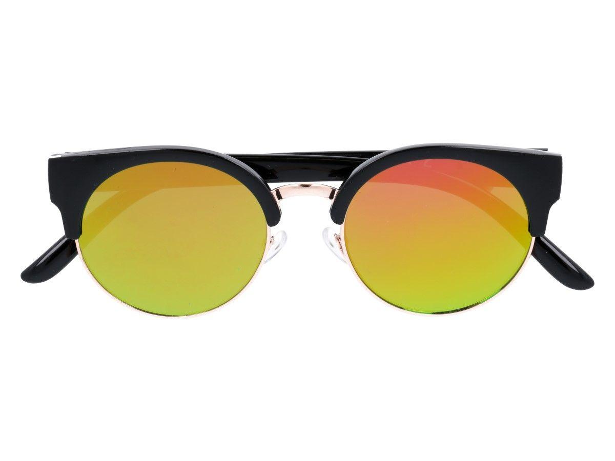 Owalne Okulary Przeciwsloneczne Dla Dziewczyn Kochajacych Vintage