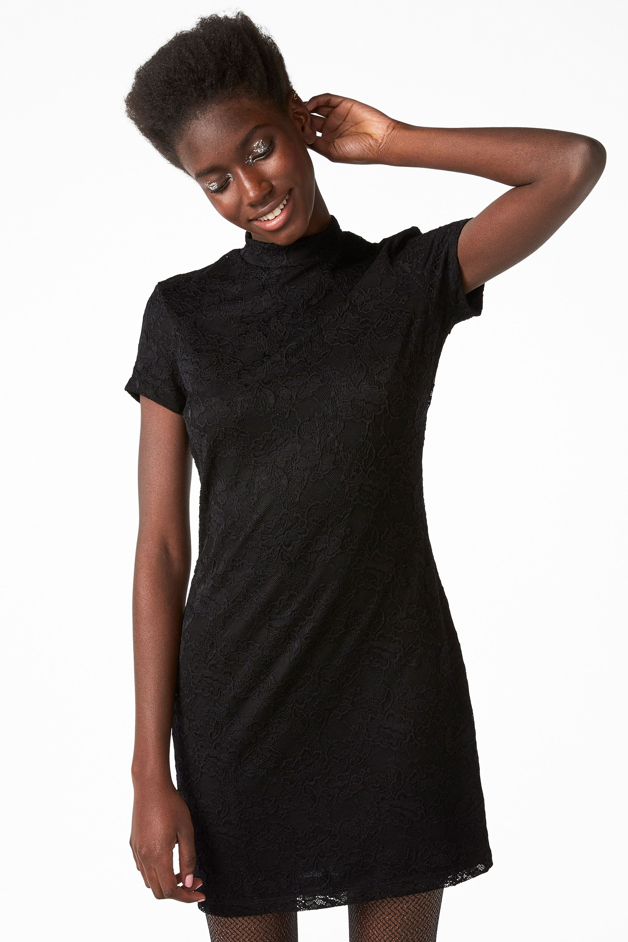 The ulittle black dressu just got a monkistyle makeover with this