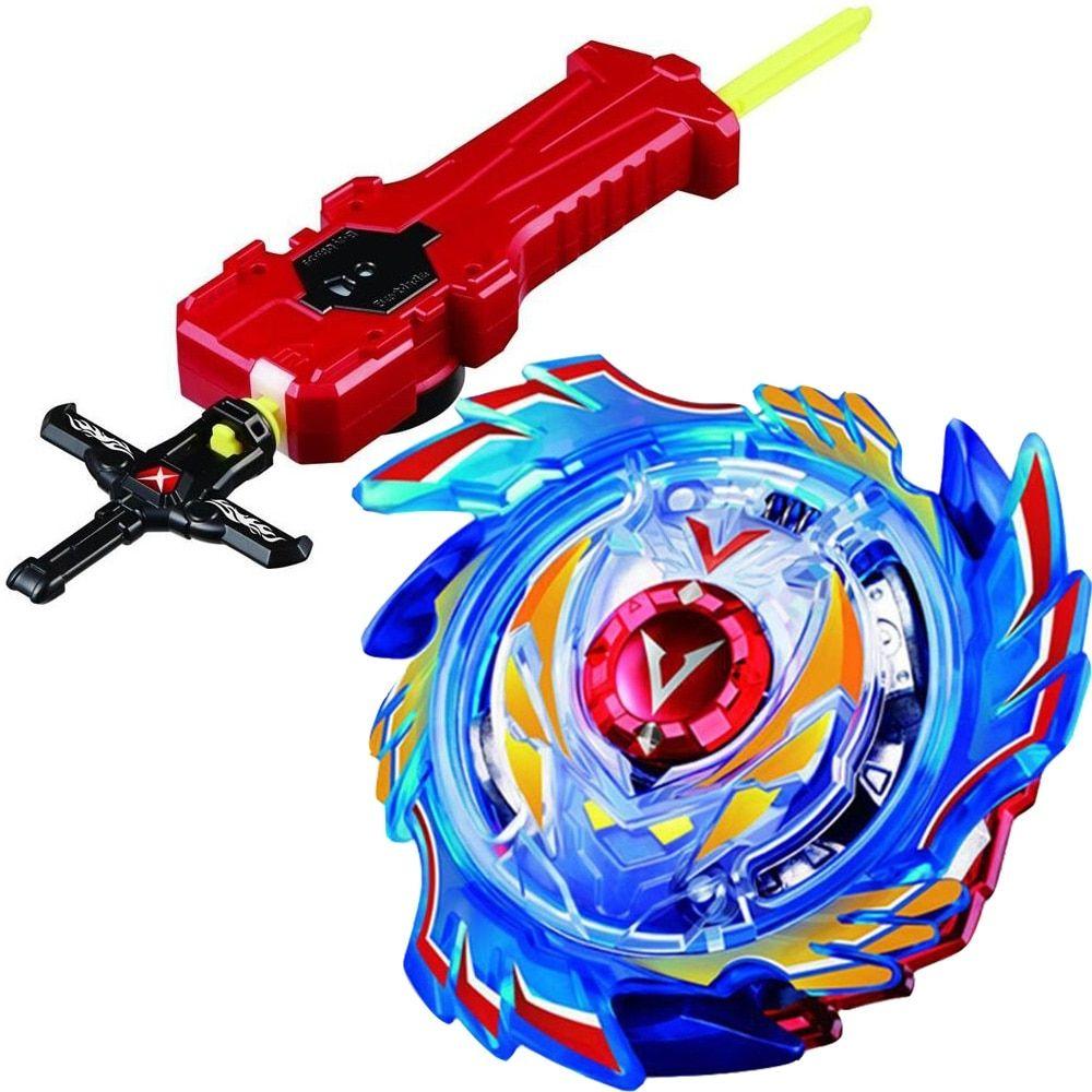 Beyblade BURST Toys B-79 Starter Drain Fafnir.8.Nt With Launcher Kids Gifts
